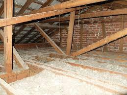 loose-fill asbestos